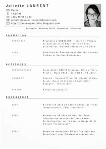 cv format view resume format hd images application