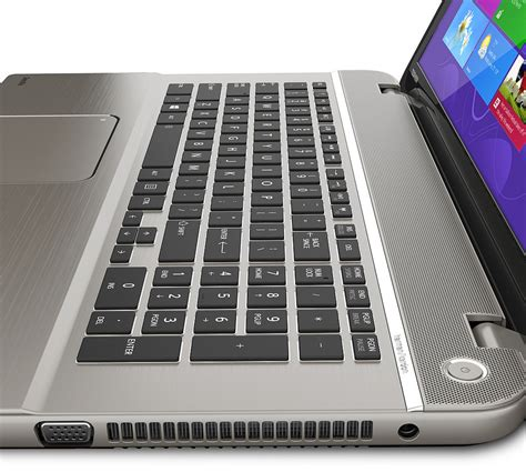 toshiba updates the satellite p series with 4th generation intel processors notebookcheck