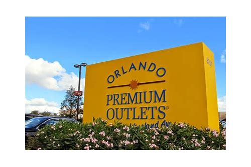 premium outlet mall coupons orlando