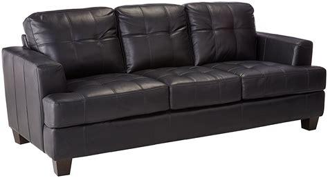 coaster furniture 501681 samuel contemporary leather