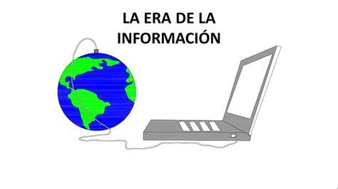 era de la informacion abre tu mente la era de la informaci 243 n