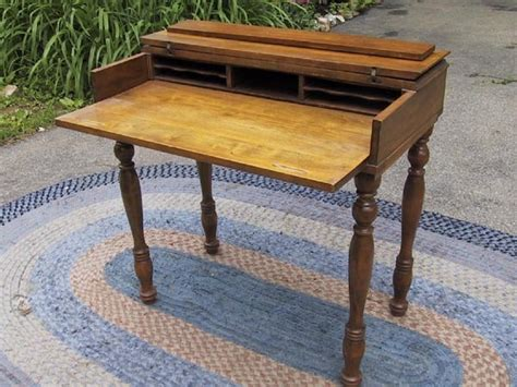 Antique Spinet Desk by Antique Jacobean Walnut Spinet Desk Argh I Wanted To Buy