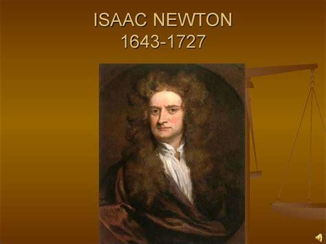 biography of isaac newton ppt isaac newton презентация онлайн