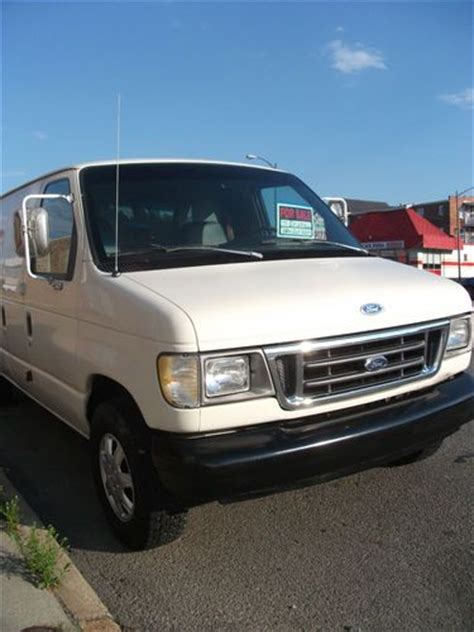 airbag deployment 1993 ford e series engine control purchase used 1993 ford e 250 econoline base standard cargo van 2 door 5 0l in richmond
