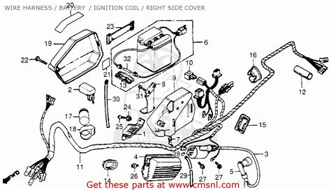 1982 honda nc50 wiring diagram autos post