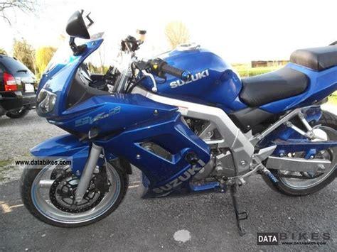 2004 Suzuki Motorcycle 2004 Suzuki Sv 650s