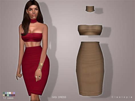 Dress Cc sims 4 dress cc