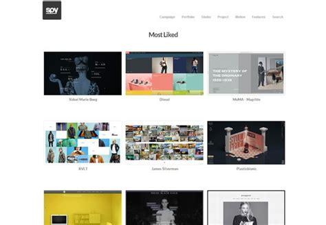 web design gallery layout blog sribu 10 galeri desain web yang belum anda ketahui