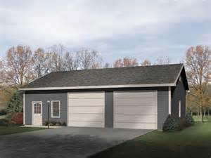2 Car Garage Designs two car garage with workshop 2283sl cad available pdf