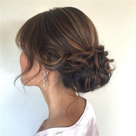 Wedding Hair Bangs Updo by 25 Best Ideas About Bangs Updo On Wedding