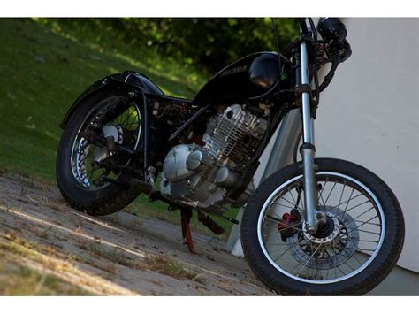 Suzuki 250 Bobber Suzuki Gn250 Bobber 1987 Hej Allesammen Er Ny Herind
