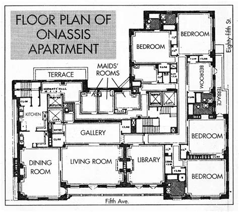 kennedy compound floor plan jackie at home ellegant home design