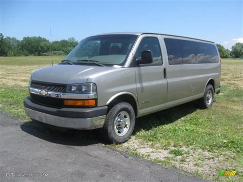 chevrolet express 3500 chevy express 3500 extended cargo autos post