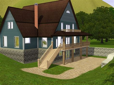 28 beautiful sims 3 house plan home building plans 79349