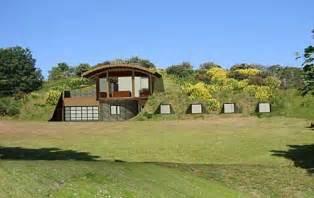 Delightful Berm House Plans #2: Earth-sheltered-house.jpg