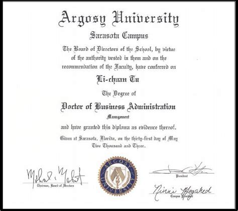 Business Doctoral Programs by Archives Shelfmediaget