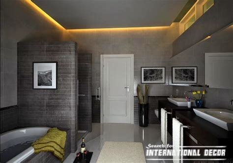 Bathroom Ceiling Plasterboard by False Ceiling Designs For Bathroom Choice And Install