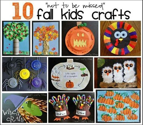cool fall crafts for fall crafts classroom crafts