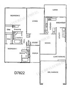 sun city west floor plans sun city west d7822 duplex floor plan