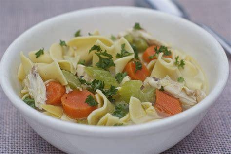 chicken noodle soup recipe divas can cook