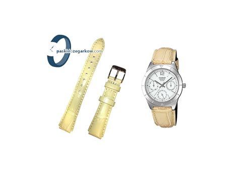 Casio Original Ltp 2069l 7a1 pasek do zegarka casio ltp 2069l 7a1 sk 243 rzany be綣owy