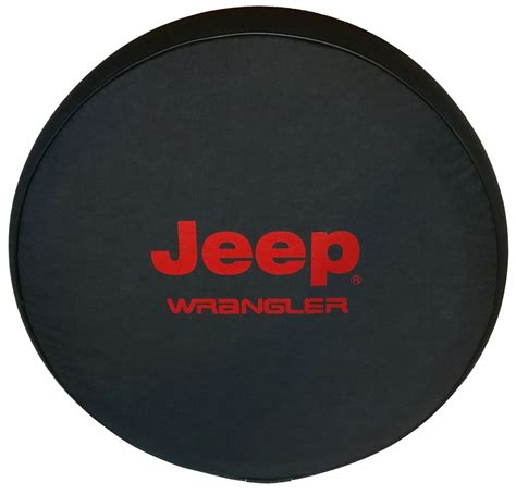 Tire Cover For Jeep Sparecover Brawny Series Jeep Wrangler Logo 32 Tire