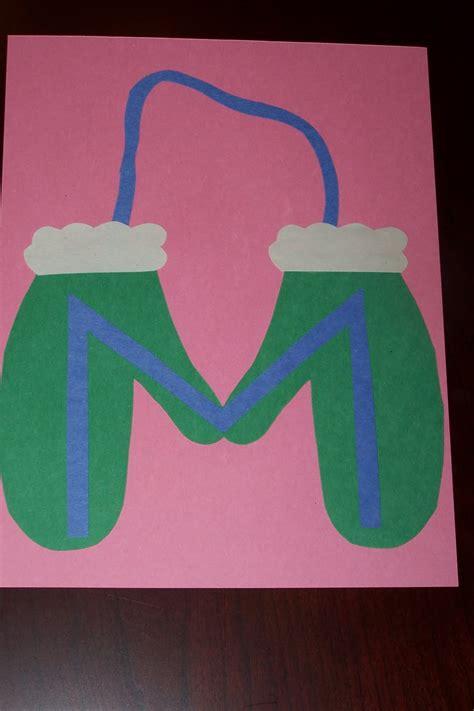 Letter M Crafts - Preschool and Kindergarten M