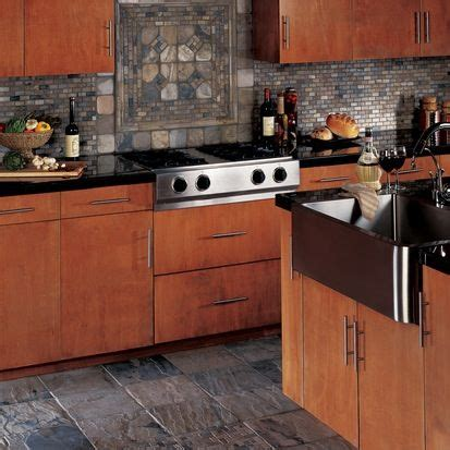 tumbled slate backsplash ao tumbled slate backsplash home sweet home