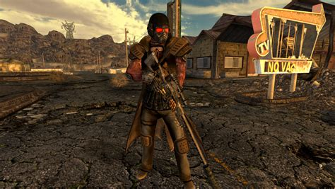 fallout new vegas best mods rogue ranger armour at fallout new vegas mods and community