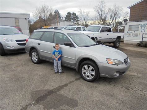 2005 Subaru Outback For Sale by 2005 Subaru Outback For Sale In Pennsylvania Carsforsale