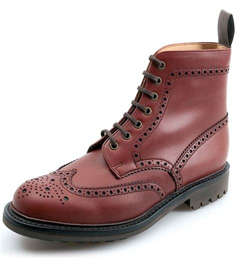 Handmade Boots Uk - hoggs glencarse by hoggs of fife handmade boots from
