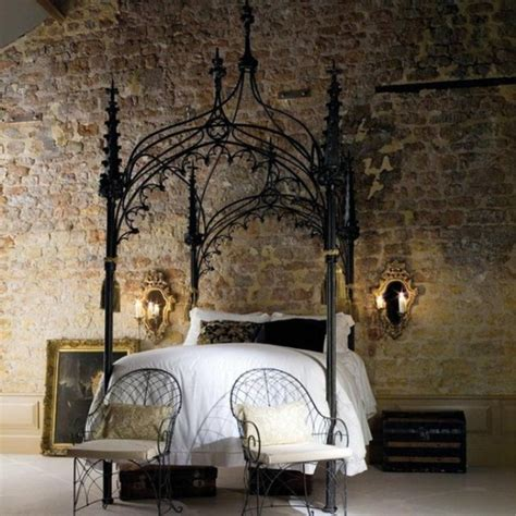 gothic design 26 impressive gothic bedroom design ideas digsdigs