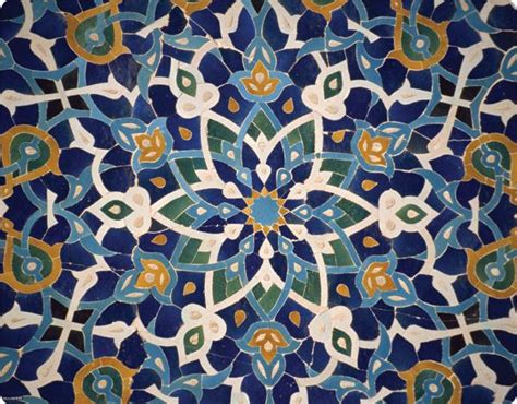 pattern persian tile persian tile skin illustration pattern pinterest