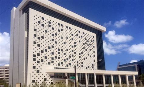Miami Dade Juvenile Search Miami Dade S Children S Courthouse Officially Opens Daily Business Review