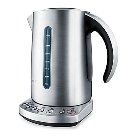 bed bath and beyond kettle breville 174 variable temperature kettle bed bath beyond