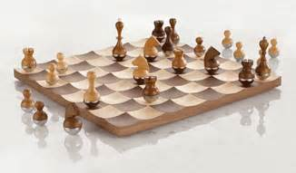 Coolest Chess Sets by 15 Cool And Unusual Chess Sets