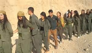 after slave evil isis fighters torture woman to death