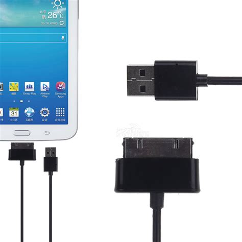 Charger Samsung Tab 2 P3100 1m 3ft usb data charger cable for samsung galaxy tab 2 7 quot 10 1 quot p5100 p3100 ebay