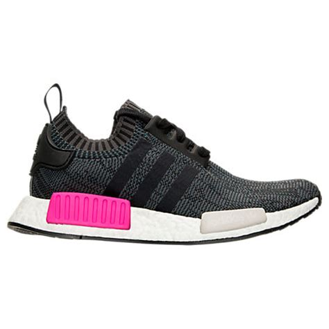 adidas originals s nmd r1 primeknit casual shoes black llack modesens