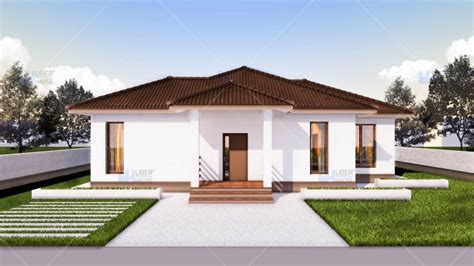 beautiful one story homes beautiful one story house plans houz buzz