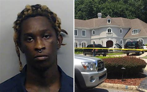 Thug House by Thug Facing Weapons Charges After Raid Home