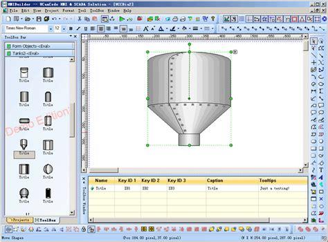 visio aquariums industrial design simulation development