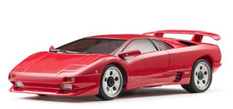 Mini Z Lamborghini Diablo by Kyosho Mini Z Lamborghini Diablo Mr 02 Glosscoat Autoscale