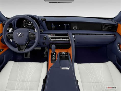 lexus lc interior lexus lc prices reviews and pictures u s