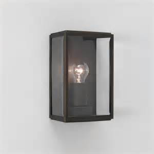 Outdoor Patio Wall Lights Astro Lighting Homefield Bronze 0562 Outdoor Wall Light