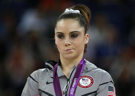 Mckayla Meme - michael phelps olympic death stare vs mckayla maroney s