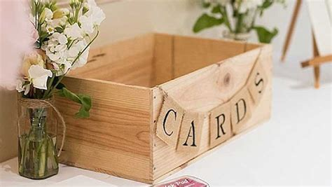 Wedding Cards Banner Uk by 23 Wedding Card Box Ideas Shutterfly