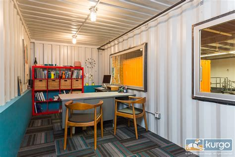 design milk shipping containers a tour of kurgo s cool dog friendly office officelovin
