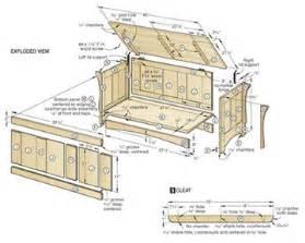 un plan de travail pour vos projets en bois