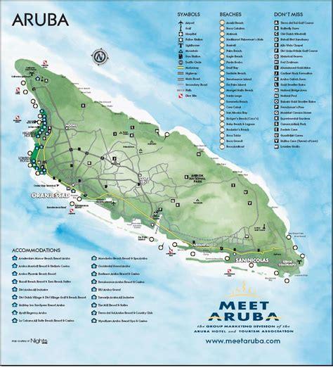 caribbean map aruba island and city maps the caribbean stadskartor och